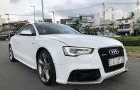 Bán Audi A5 đời 2011, màu trắng số tự động giá 875 triệu tại Tp.HCM