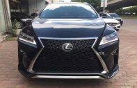 Cần bán Lexus RX 350 F-Sport đời 2018, màu đen, nhập Usa new 100% giao ngay giá 4 tỷ 700 tr tại Hà Nội