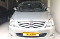 Bán Toyota Innova MT đời 2011, màu bạc chính chủ, giá 485tr giá 485 triệu tại Hà Nội