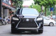 Cần bán Lexus RX RX350 F-Sport năm sản xuất 2018, màu đen, nhập khẩu giá 4 tỷ 800 tr tại Hà Nội