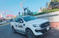 Cần bán Ford Ranger Wildtrack 3.2 2017 màu trắng, nhập Thái giá 845 triệu tại BR-Vũng Tàu