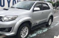 Bán ô tô Toyota Fortuner G sản xuất năm 2014, màu bạc số sàn giá 815 triệu tại Hà Nội