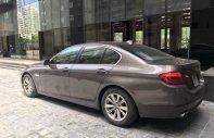 Cần bán lại xe BMW 5 Series 523i 2010, màu nâu, nhập khẩu nguyên chiếc chính chủ giá 800 triệu tại Hà Nội
