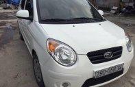 Cần bán Kia Morning Van sản xuất 2010, màu trắng giá 190 triệu tại Hà Nội