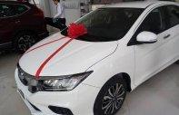 Bán xe Honda City sản xuất năm 2018, màu trắng. Giao trong T8 giá 559 triệu tại Tp.HCM