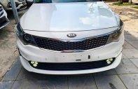 Cần bán lại xe Kia Optima 2.0 ATH sản xuất năm 2017, màu trắng giá 855 triệu tại Hà Nội