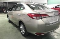 Bán Toyota Vios đời 2018, màu vàng cát, giao ngay giá 513 triệu tại Tp.HCM
