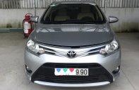 Bán ô tô Toyota Vios E 1.5MT số sàn, đời 2017, màu bạc, 498 triệu giá 498 triệu tại Tp.HCM