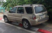 Bán xe Ford Escape 2.3 AT năm 2004, màu vàng cát, BS Hà Nội giá 350 triệu tại Hà Nội