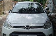 Bán xe Hyundai Grand i10 1.0 AT năm 2015, màu trắng nhập khẩu, giá tốt 370 triệu giá 370 triệu tại Hà Nội