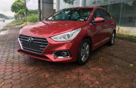 Bán Hyundai Accent 1.4AT đời 2018, màu đỏ, 542tr giá 542 triệu tại Yên Bái