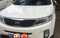 Bán ô tô Kia Sorento 2.4 AT đời 2015, màu trắng giá 725 triệu tại Hà Nội