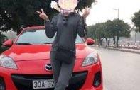 Chính chủ bán xe Mazda 3 S 1.6AT đời 2014, màu đỏ giá 550 triệu tại Hà Nội