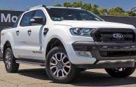 Bán Ford Ranger Wildtrak đời 2018, màu trắng, nhập khẩu nguyên chiếc, liên hệ Mr Hòa: 096.147.1536 giá 925 triệu tại Hà Nội