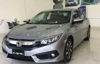 Bán ô tô Honda Civic 1.8E năm 2018, màu xám giá 763 triệu tại Tp.HCM