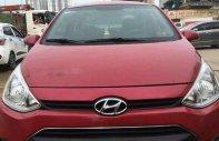 Cần bán gấp Hyundai Grand i10 2015, màu đỏ giá 350 triệu tại Hà Nội