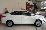 Bán Toyota Vios sản xuất 2018, màu trắng giá 531 triệu tại Tp.HCM