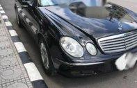 Bán xe Mercedes E200 đời 2005, màu đen, giá tốt giá 298 triệu tại Tp.HCM