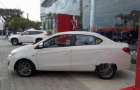Cần bán Mitsubishi Attrage sản xuất năm 2018, màu trắng, xe nhập, 395 triệu giá 395 triệu tại Đà Nẵng