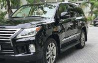 Bán ô tô Lexus LX570 đời 2013, màu đen, nhập khẩu nguyên chiếc giá 4 tỷ 480 tr tại Hà Nội