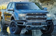 Hòa Bình Ford cần bán xe Ford Ranger Raptor 2018, nhập khẩu - LH 0974286009 giá 1 tỷ 200 tr tại Hòa Bình