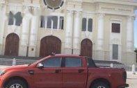 Bán xe Ford Ranger Wildtrak, màu đỏ, bản cao cấp 3.2, sản xuất và đăng ký T6/2015 giá 675 triệu tại Hà Nội