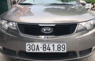 Bán xe Kia Cerato 1.6 AT 2010, màu xám, xe nhập giá 380 triệu tại Hà Nội