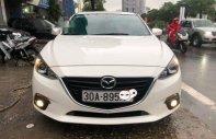 Cần bán lại xe Mazda 3 1.5AT 2015, màu trắng chính chủ, giá chỉ 595 triệu giá 595 triệu tại Hà Nội
