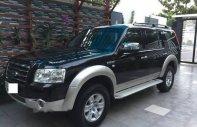 Cần bán xe Ford Everest 2008, màu đen như mới, giá 375tr giá 375 triệu tại Đồng Nai