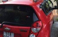 Bán Chevrolet Spark AT đời 2014, màu đỏ, đi được 30k km giá 250 triệu tại Tp.HCM