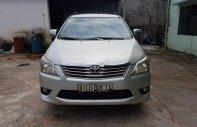 Bán Toyota Innova E đời 2012, màu bạc, số sàn giá 495 triệu tại Tp.HCM
