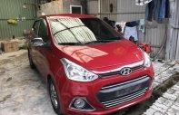 Bán xe Hyundai i10 1.0MT sản xuất năm 2015, màu đỏ  giá 325 triệu tại Hà Nội