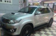 Cần tiền bán gấp Toyota Fortuner 8 chỗ, màu bạc, máy dầu giá 890 triệu tại Tp.HCM