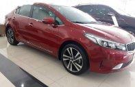Bán Kia Cerato sản xuất năm 2018, màu đỏ giá 499 triệu tại Đà Nẵng