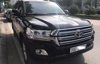 Cần bán xe Toyota Land Cruiser V8 VX 4.6L sản xuất năm 2016, màu đen, nhập khẩu giá 3 tỷ 810 tr tại Hà Nội
