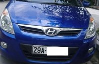 Bán xe Hyundai i20 1.4 AT sản xuất năm 2011, màu xanh lam  giá 345 triệu tại Hà Nội