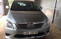 Cần bán xe Toyota Innova sản xuất 2012, màu bạc xe gia đình giá cạnh tranh giá 510 triệu tại Lâm Đồng