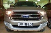Gia đình bán Ford Everest Trend 2.2L 4.2 AT cuối 2016 màu vàng cát. Giá 1tỷ 018 triệu có gia lộc giá 1 tỷ 18 tr tại Hà Nội
