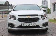 Bán Chevrolet Cruze sản xuất năm 2017, màu trắng, giá 556tr giá 556 triệu tại Tp.HCM