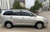 Vợ chồng chị Thu cần bán Innova G 2010 màu bạc giá 389 triệu tại Hà Nội