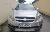 Cần bán Chevrolet Captiva 2007, màu bạc như mới, giá 325tr giá 325 triệu tại Tp.HCM