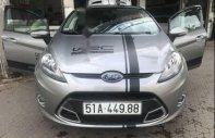 Cần bán gấp Ford Fiesta sản xuất 2012, màu bạc chính chủ, giá tốt giá 385 triệu tại Tp.HCM