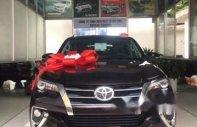 Cần bán Toyota Fortuner 2.7 V 2018, màu đen, giá tốt giá 1 tỷ 150 tr tại Tp.HCM