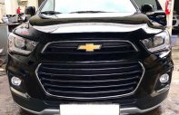 Cần bán Chevrolet Captiva Revv LTZ năm 2016, màu đen giá 690 triệu tại Tp.HCM