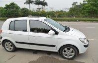 bán Hyundai Getz 1.4AT 2011 màu trắng nhập khẩu Hàn Quốc giá 237 triệu tại Tp.HCM