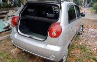 Cần bán xe Chevrolet Spark đời 2010, màu bạc giá 125 triệu tại Vĩnh Long