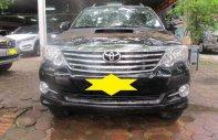 Bán xe Toyota Fortuner 2.5G 4x2MT đời 2016, màu đen giá 925 triệu tại Hà Nội
