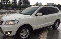 Bán Hyundai Santa Fe năm 2011 màu trắng, giá tốt nhập khẩu nguyên chiếc giá 682 triệu tại Hà Nội