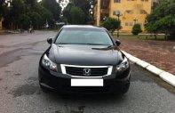 Bán ô tô Honda Accord 2.4 AT đời 2009, màu đen, nhập khẩu nguyên chiếc giá 500 triệu tại Hà Nội
