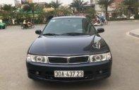 Bán ô tô Mitsubishi Lancer 1.6 MT đời 2001, màu đen giá 135 triệu tại Hà Nội